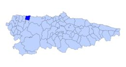 Map of Navia