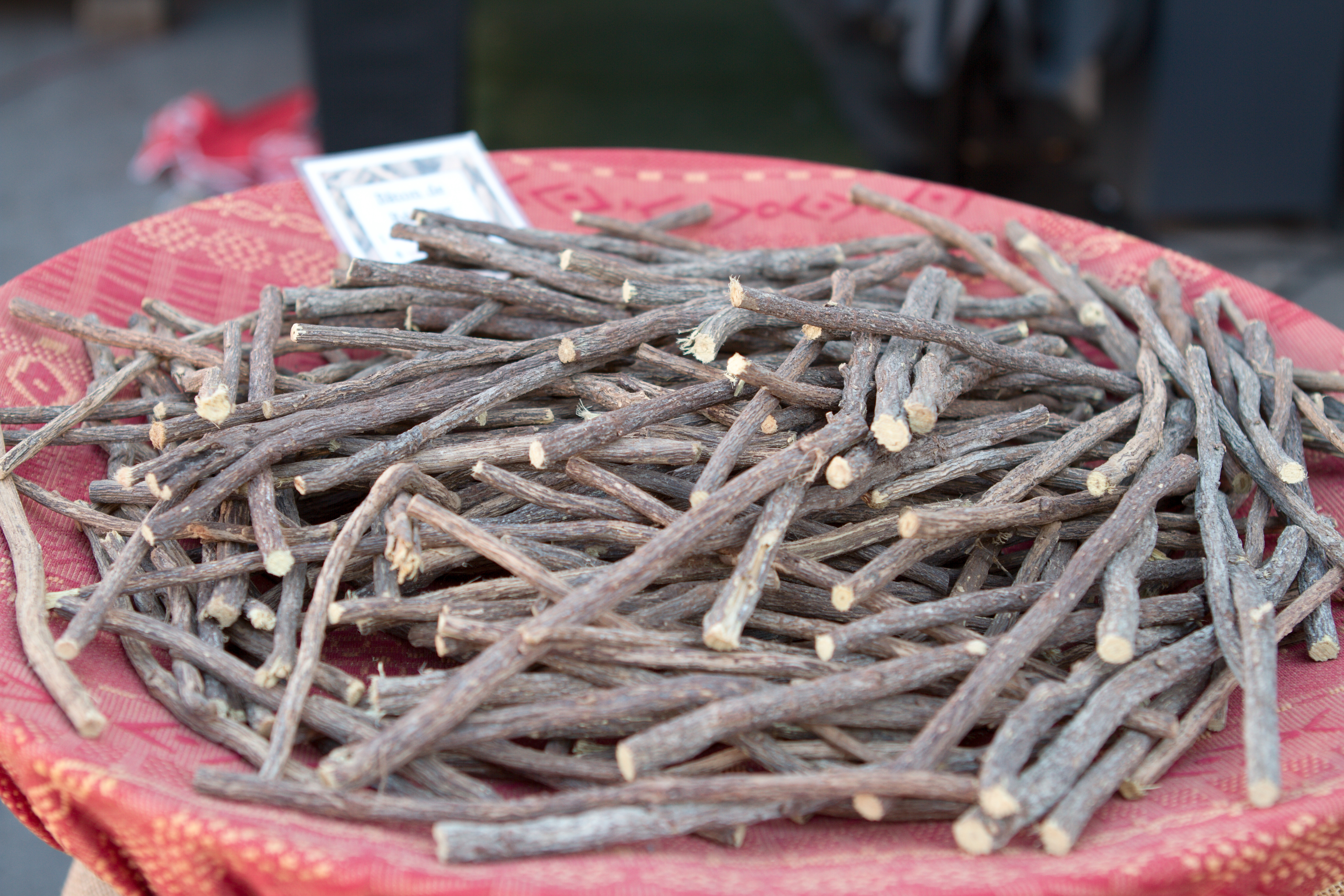 Image of cultivated licorice