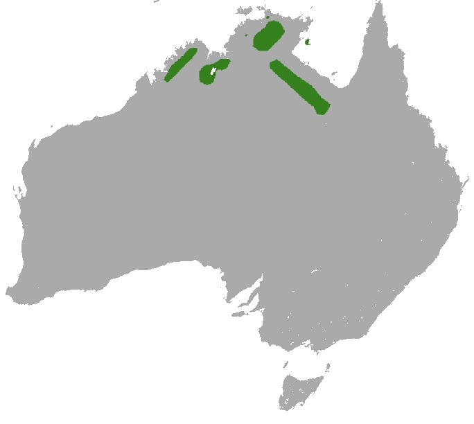 Map of Rock Possum