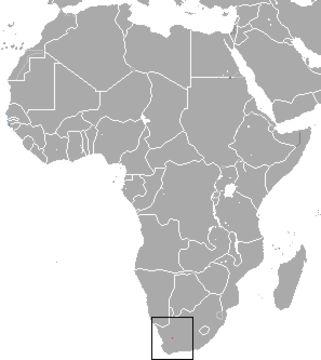 """<span class=""""translation_missing"""" title=""""translation missing: en.medium.untitled.map_image_of, page_name: &lt;i&gt;&lt;i&gt;Chrysochloris&lt;/i&gt;&lt;/i&gt; (Chrysochloris) &lt;i&gt;visagiei&lt;/i&gt; Broom 1950"""">Map Image Of</span>"""