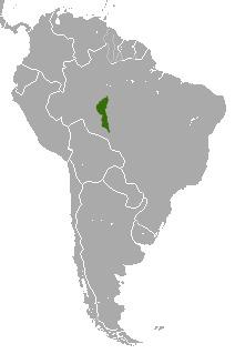 Map of Prince Bernhard's Titi