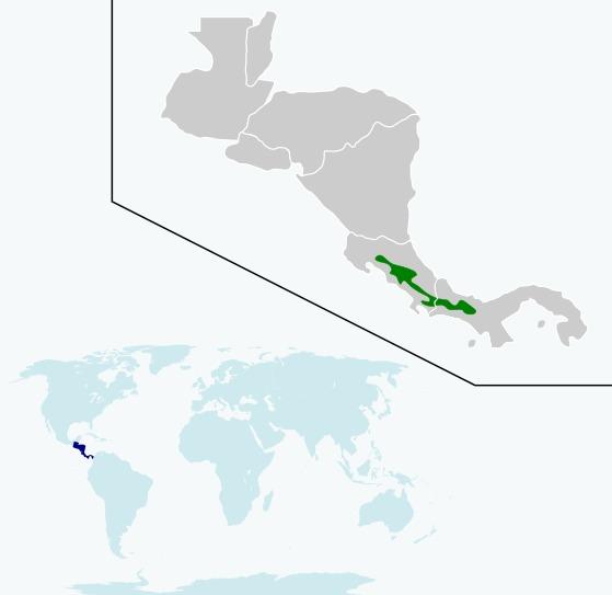 Map of Rufous Hummingbirds