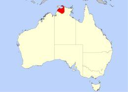 Map of <i>Drosera petiolaris</i> R. Br. ex DC.