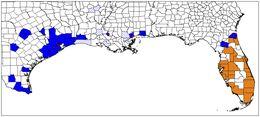 """<span class=""""translation_missing"""" title=""""translation missing: en.medium.untitled.map_image_of, page_name: &lt;i&gt;Nylanderia pubens&lt;/i&gt;"""">Map Image Of</span>"""