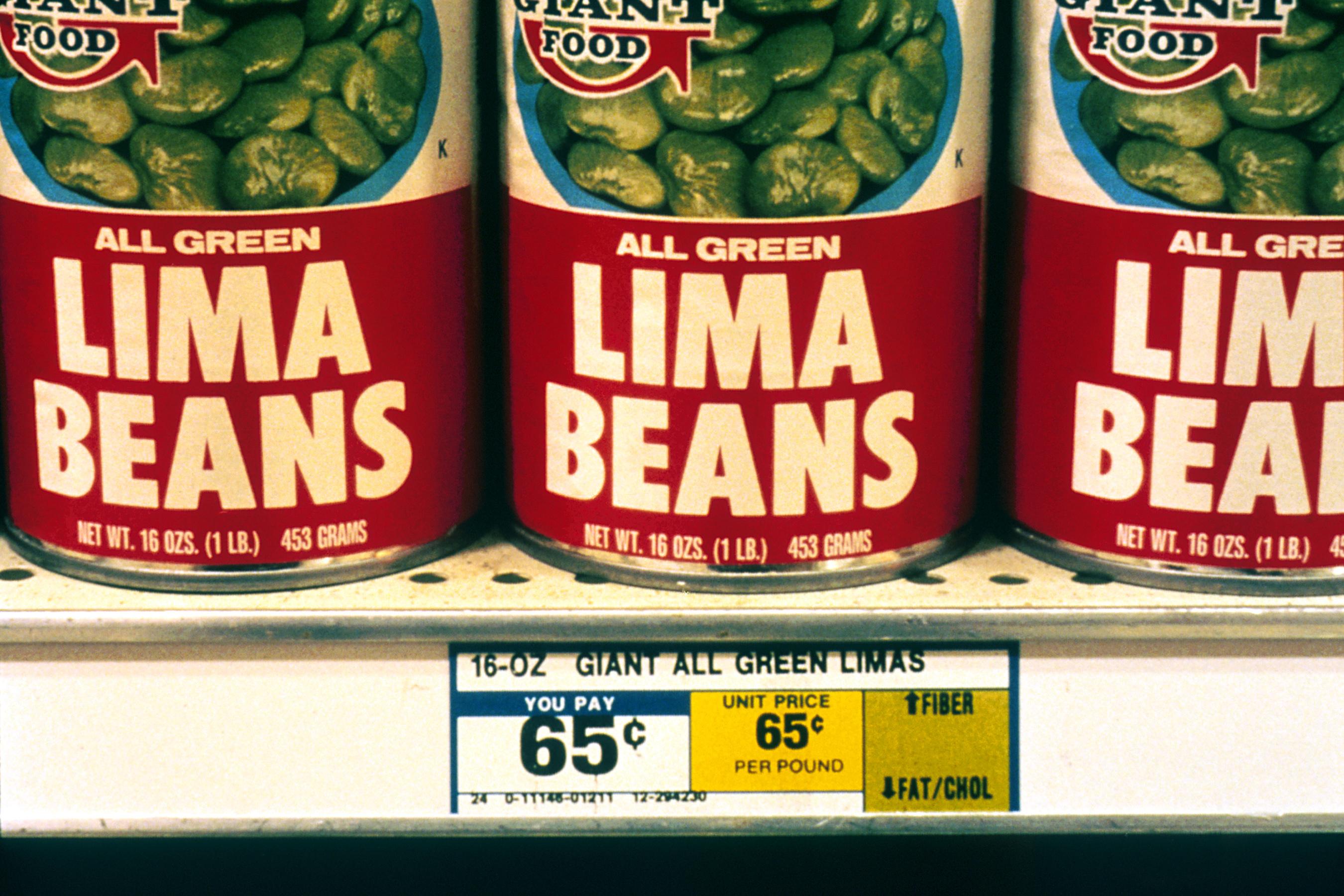 Image of Lima Bean