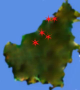 "<span class=""translation_missing"" title=""translation missing: en.medium.untitled.map_image_of, page_name: &lt;i&gt;Agathis orbicula&lt;/i&gt; de Laub."">Map Image Of</span>"