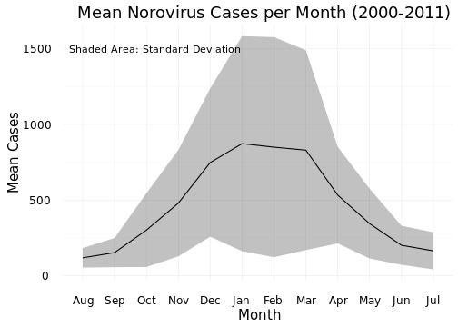 Image of Norovirus