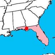 "<span class=""translation_missing"" title=""translation missing: en.medium.untitled.map_image_of, page_name: Florida Yew"">Map Image Of</span>"