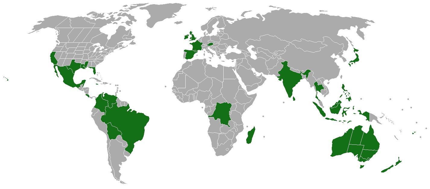 """<span class=""""translation_missing"""" title=""""translation missing: en.medium.untitled.map_image_of, page_name: &lt;i&gt;Panaeolus cyanescens&lt;/i&gt; Sacc. 1887"""">Map Image Of</span>"""