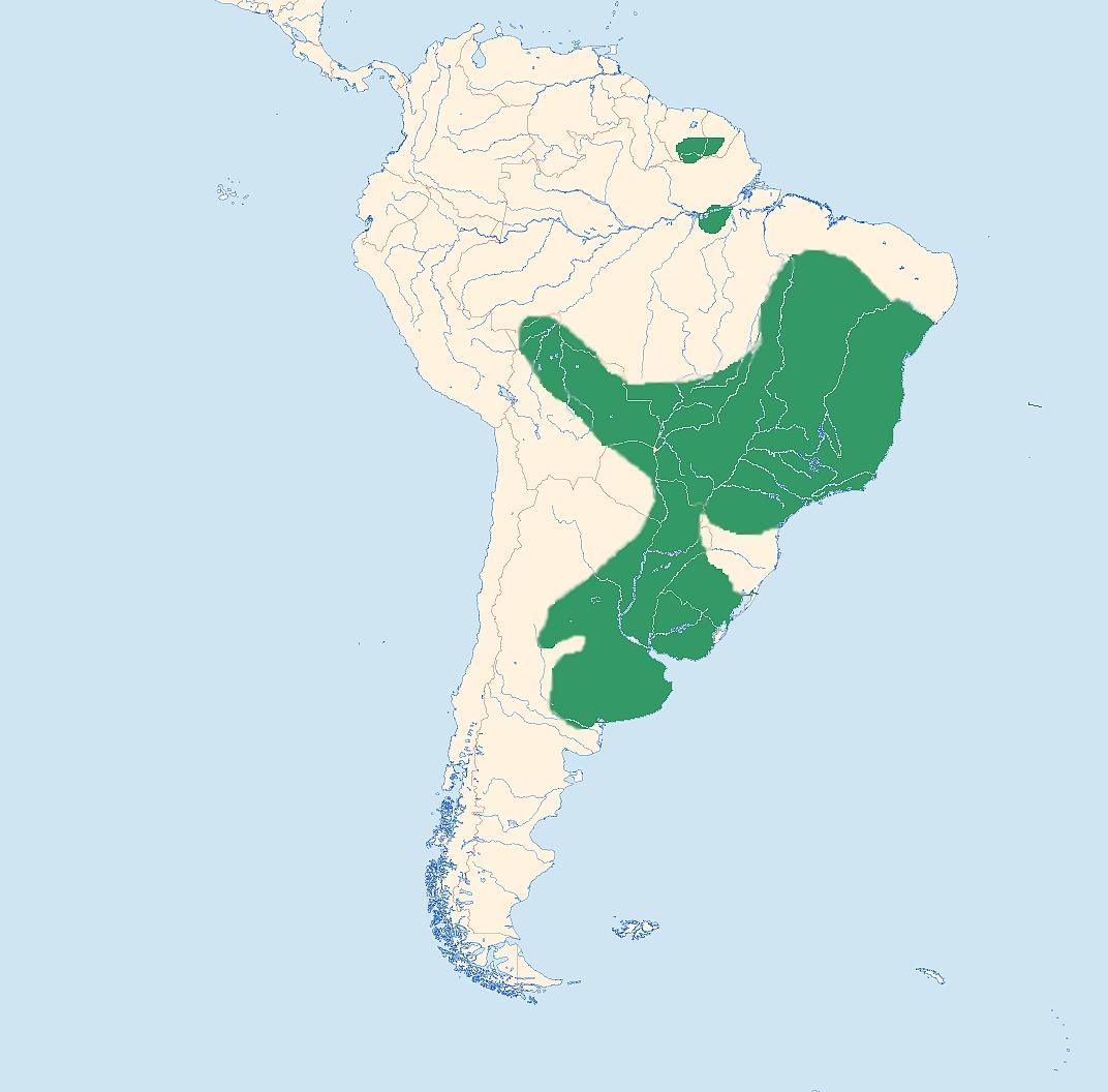 Map of Campo Flicker