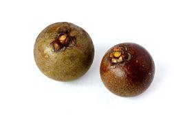 Image of Yellow coconut