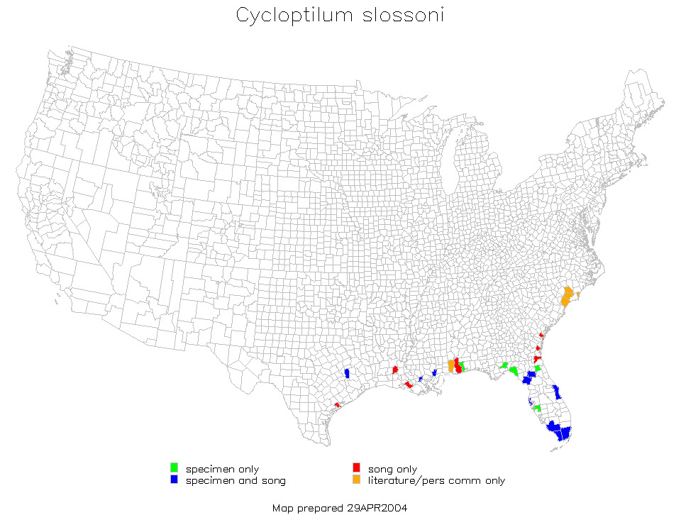 """<span class=""""translation_missing"""" title=""""translation missing: en.medium.untitled.map_image_of, page_name: Slosson&#39;s Scaly Cricket"""">Map Image Of</span>"""